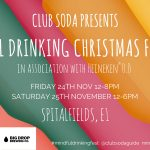 Mindful Drinking Christmas Festival