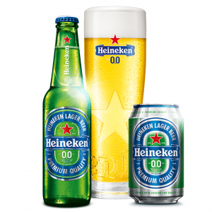 Heineken 0.0% Alcohol-Free Beer