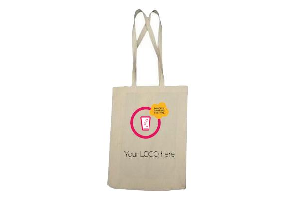 Mindful Drinking Festival bag