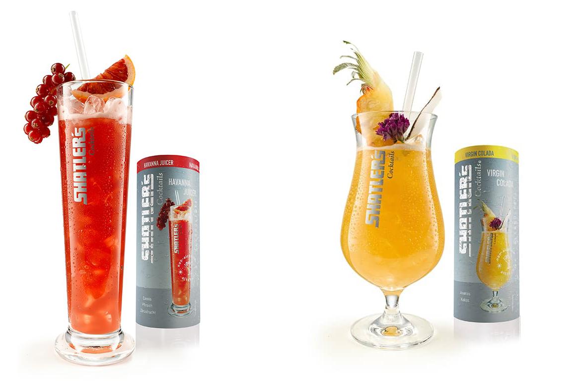 Shatler's Virgin Cocktails
