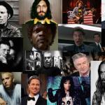 Sober celebrities - men