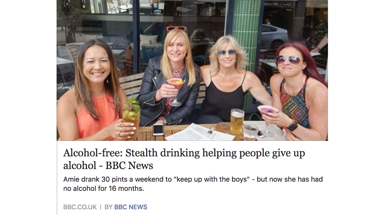 BBC stealth drinking
