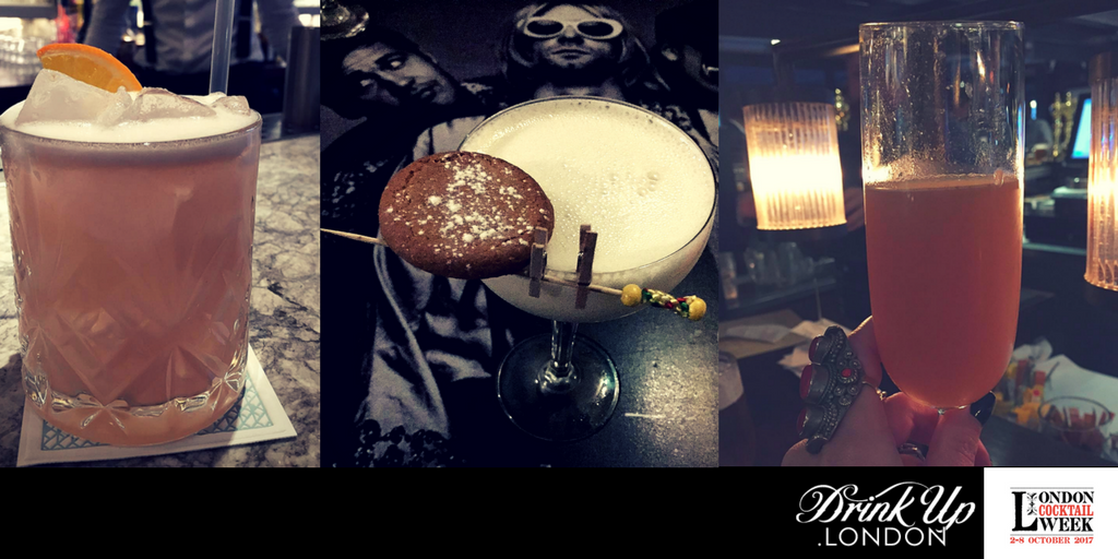 London cocktail week review