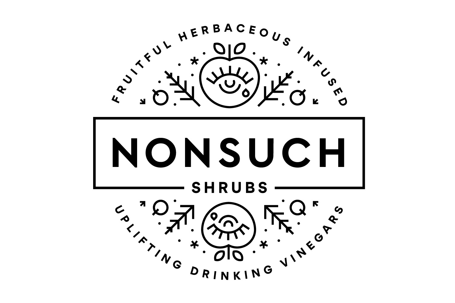 Nonsuch shrub drinks
