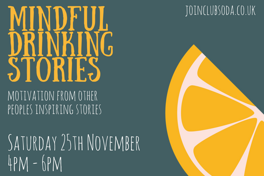 Mindful Drinking Stories