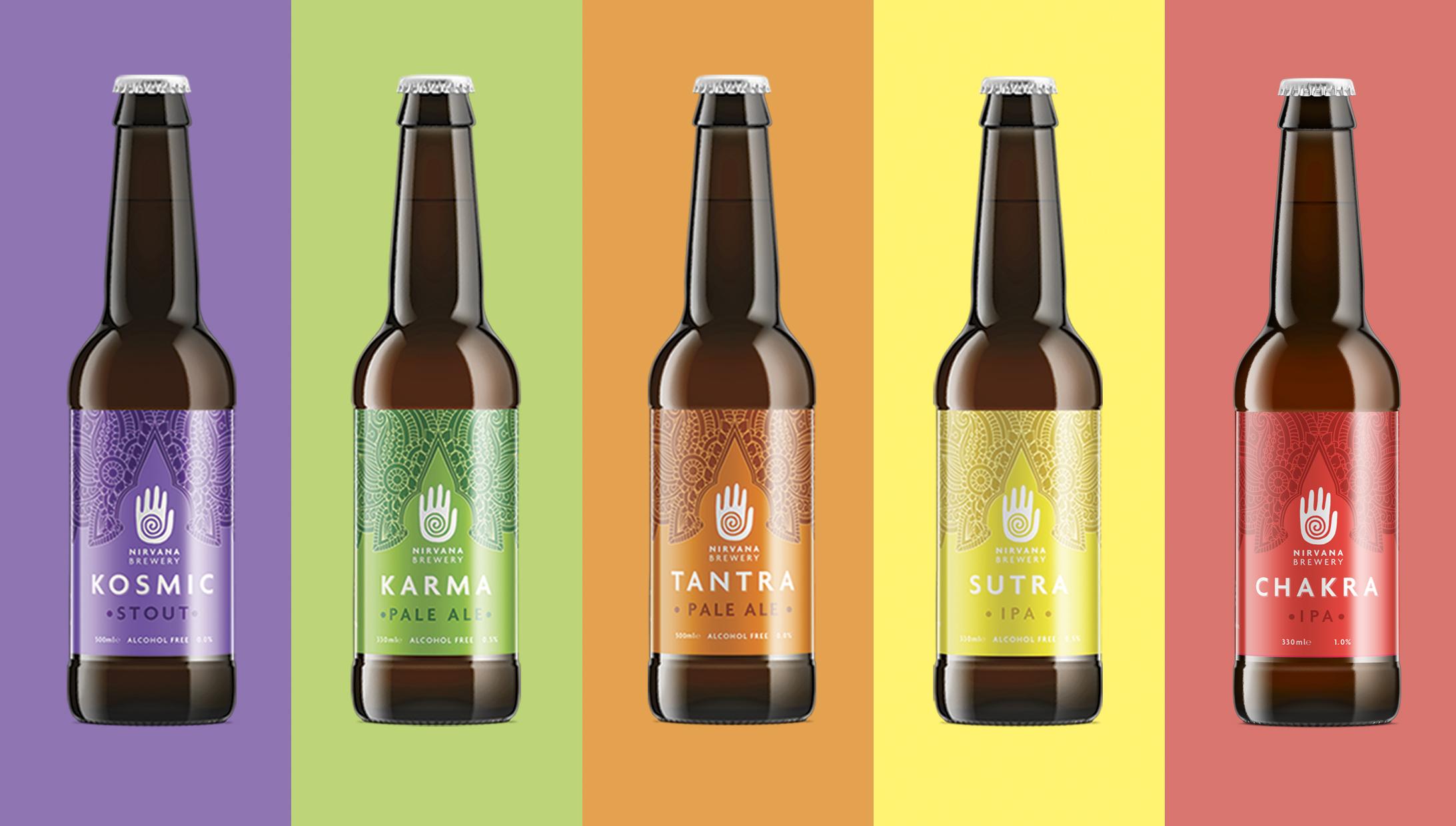 Nirvana beers