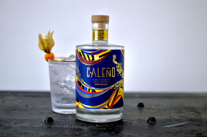 Caleño bottle