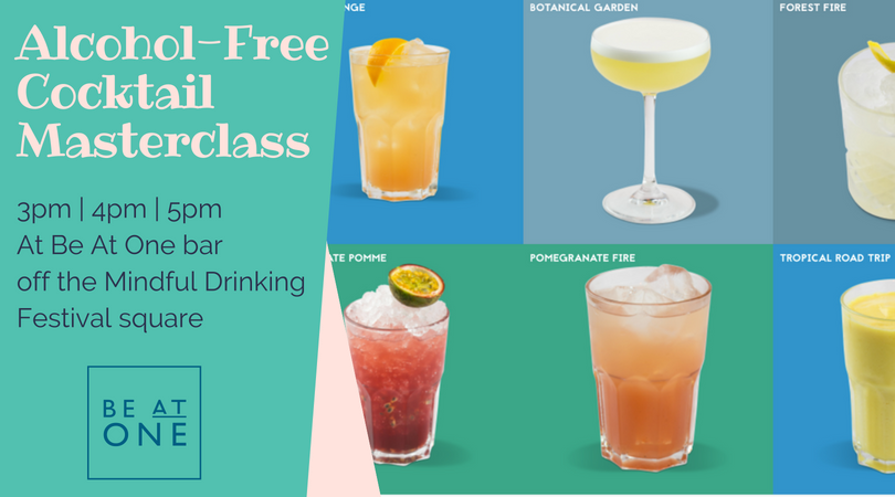 Alcohol-Free Cocktail Masterclass