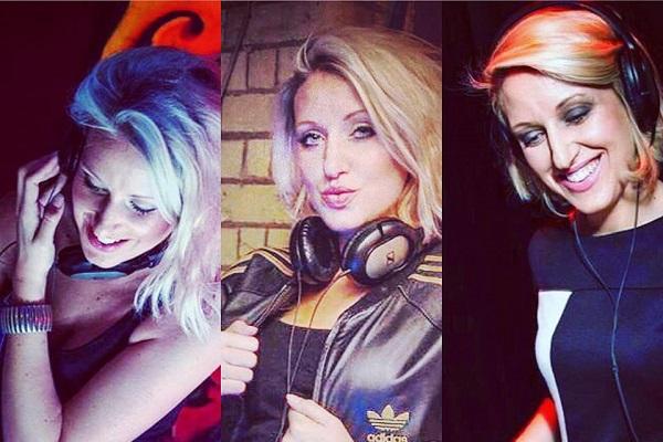 4pm to 5pm - DJ Amy Lauren