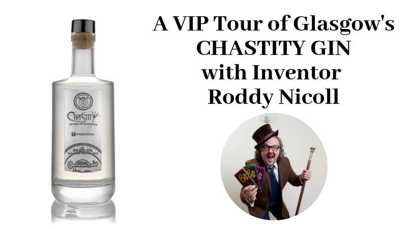 A VIP Tour of Chastity Gin