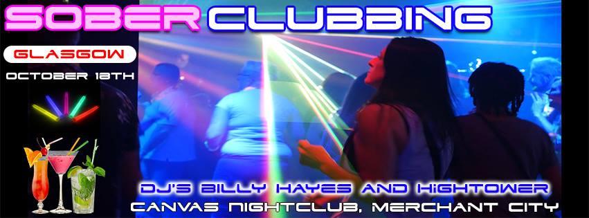 Sober Clubbing Glasgow