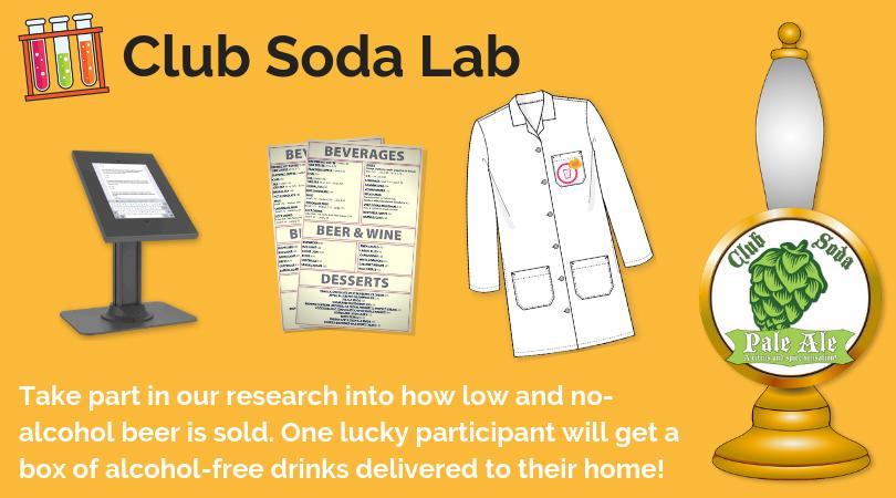 Club Soda Lab