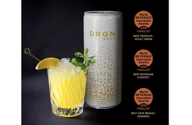 DRGN Turmeric Superdrink
