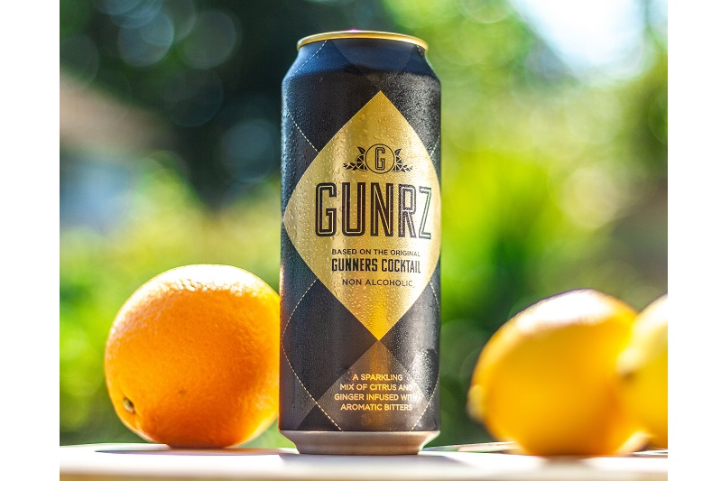 GUNRZ Gunners cocktail