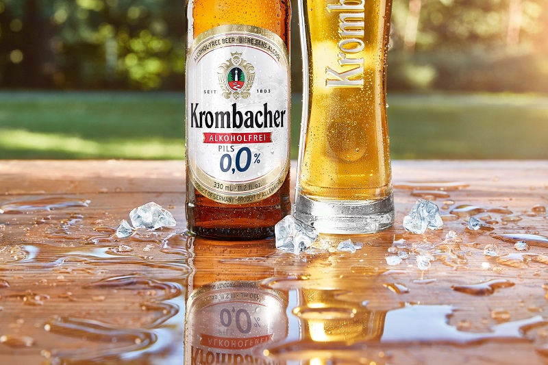 Krombacher Pils alcohol free