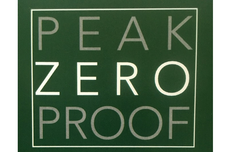Peak Zero Proof