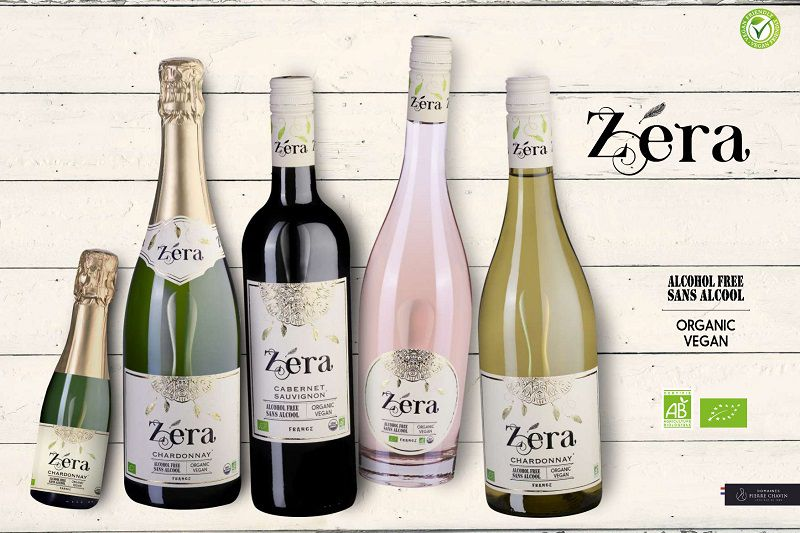 Pierre Chavin Zera wine alcohol-free