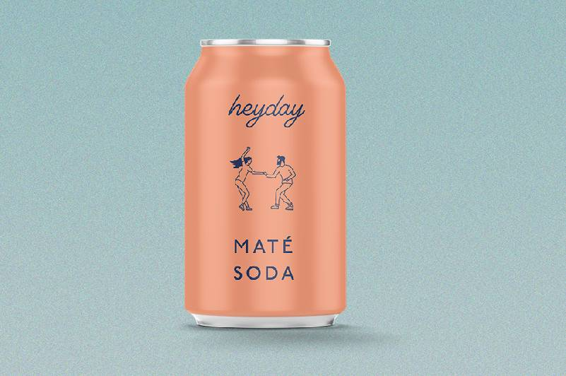 Heyday mate soda