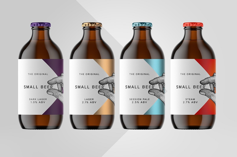 Small Beer Bottle Range