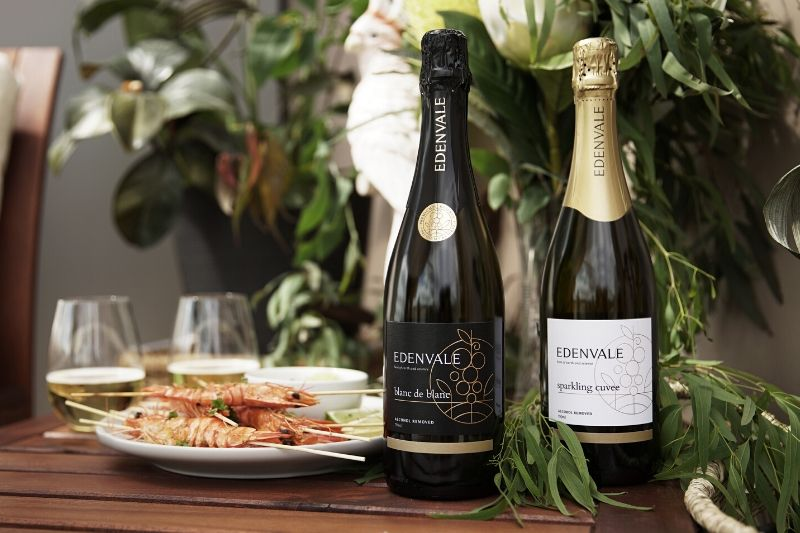 Edenvale alcohol-free wines