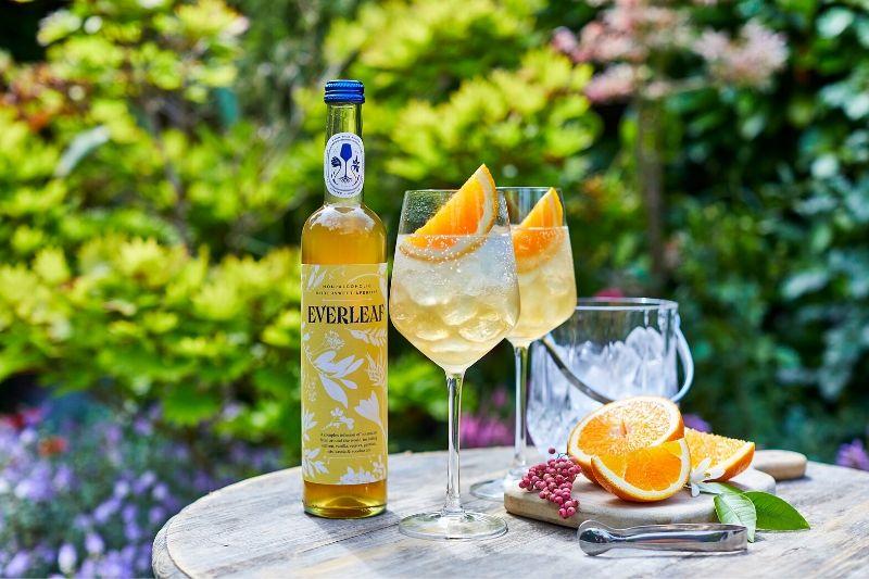 Everleaf non-alcoholic aperitif