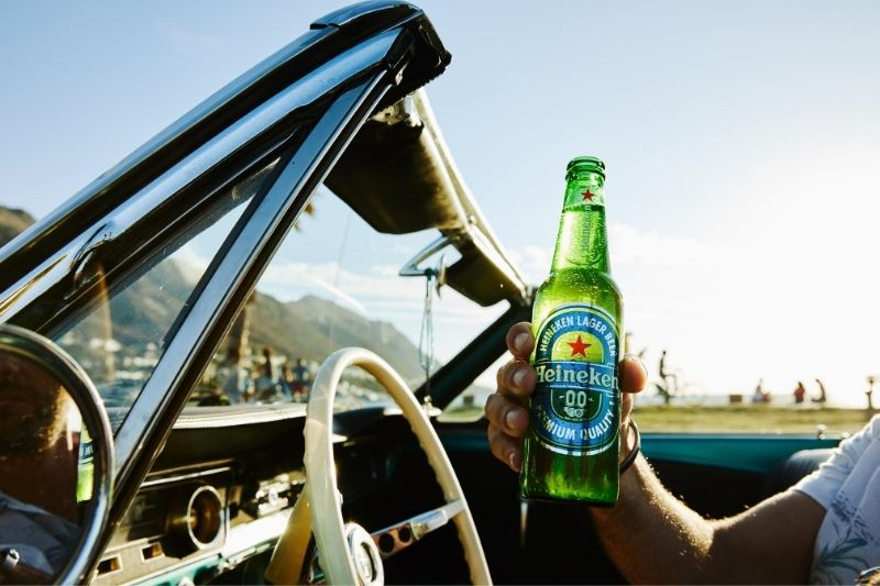 Heineken 0.0 beer