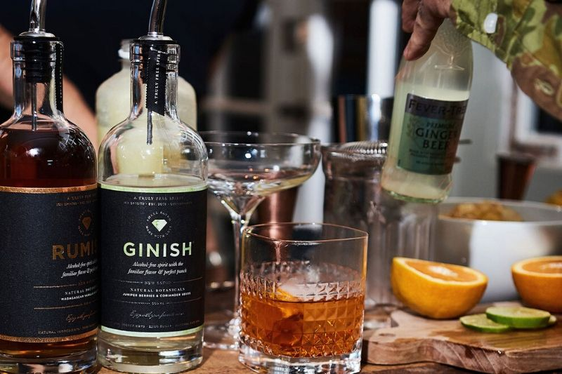 ISH spirits - Ginish Rumish
