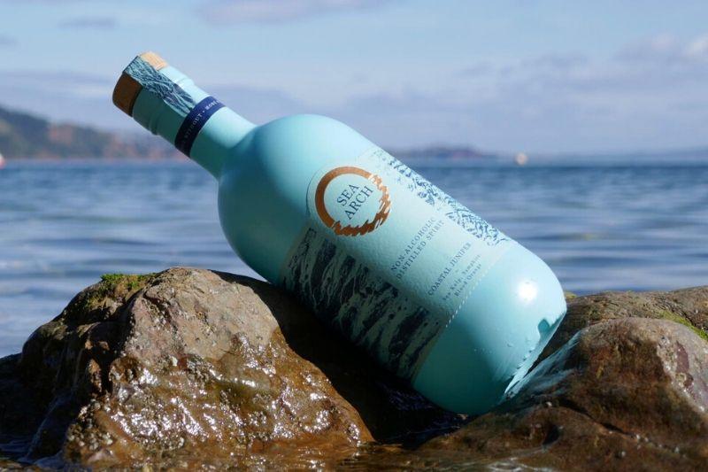 Sea Arch distilled non-alcoholic spirit