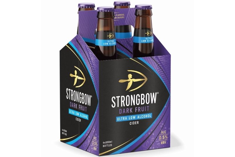 Strongbow Dark Fruit Ultra Low Alcohol Cider