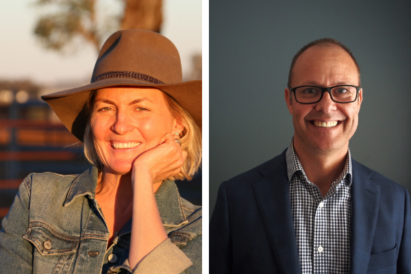 In conversation with Shanna Whan and Andy Moore