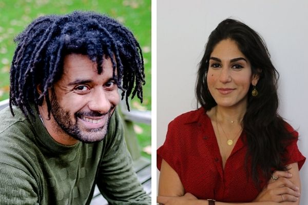 In conversation with Marcus Barnes & Shahroo Izadi