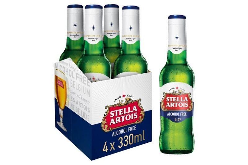 Stella Artois Zero
